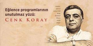 Eğlence programlarının unutulmaz yüzü: Cenk Koray