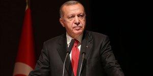 Erdoğan: Sözde 'Yüzyılın Planı' hayalden başka bir şey değil