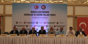 'Mobilya Sektöründeki Sorunlar ve Çözüm Yolları' paneli yapıldı
