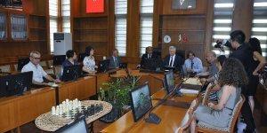 ÇÜ ile Çin Beijing Union Üniversitesi arasında işbirliği