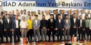 Genç MÜSİAD Adana'nın Yeni Başkanı Emrah Dinç