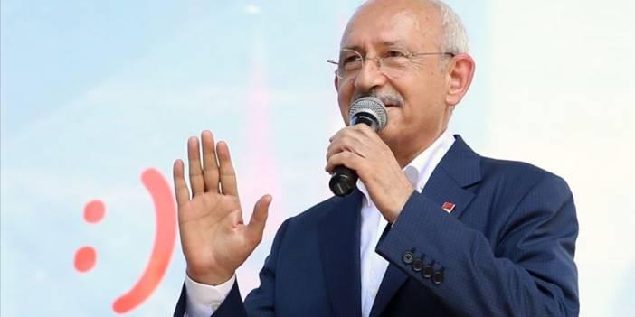 Kılıçdaroğlu: Türkiye'nin her tarafında huzur olmasını istiyoruz