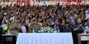 Adana ve Hatay POMEM'de mezuniyet töreni