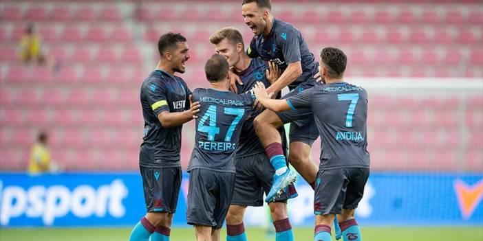 Trabzonspor'dan sezonun en farklı galibiyeti