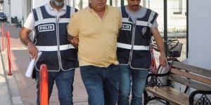 Adana'da silahla yaralama anı güvenlik kamerasında