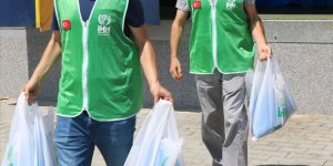 İHH'dan Gazze'de 6 bin 500 aileye kurban yardımı