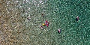 Büyük Menderes Deltası Milli Parkı üç gününde 105 bin kişiyi ağırladı
