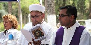 """Mersin'de """"Dinlerin Buluşması"""" etkinliği"""