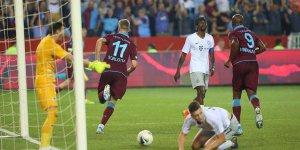 Trabzonspor'un bileği bükülmüyor