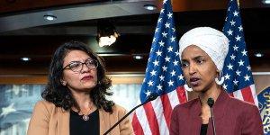 Ilhan Omar: Trump ve Netanyahu'nun gerçekleri saklamasına izin veremeyiz