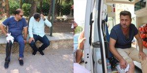 Adana'da bıçaklı saldırı: 2 yaralı