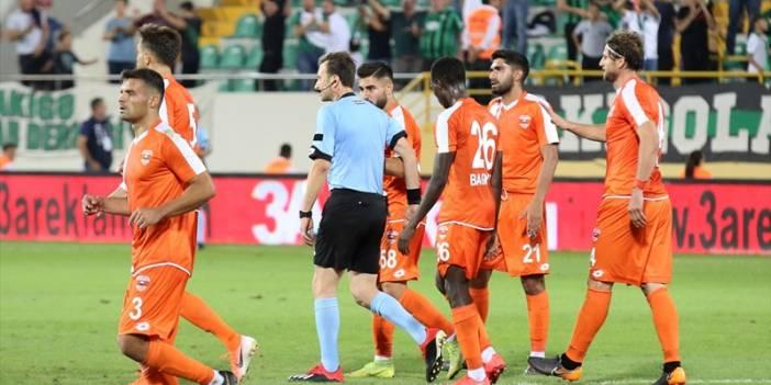 Adanaspor: 3 - Eskişehirspor: 2