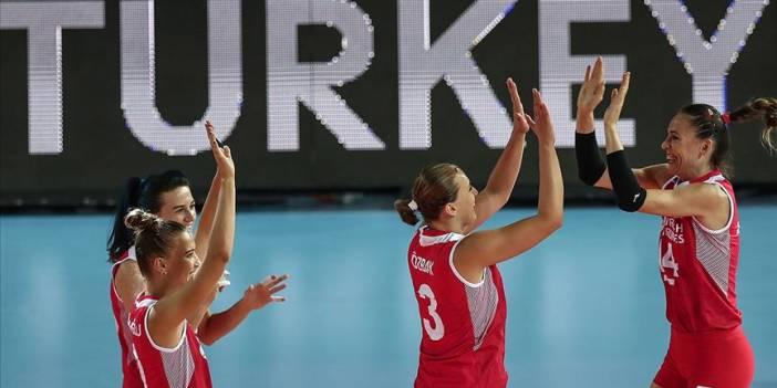 Türkiye, Avrupa Şampiyonası'nda grubunu ikinci sırada tamamladı