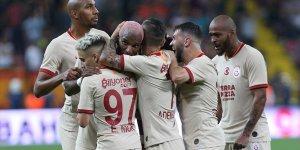 Galatasaray Gaziantep deplasmanında kazandı