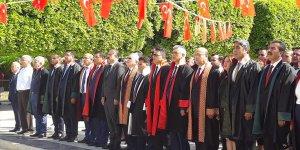 Çukurova'da Adli yıl açılışı