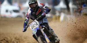 Dünya Motokros Şampiyonası ikinci kez Afyonkarahisar'da başladı