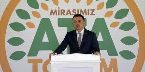 Tarım ve Orman Bakanı Pakdemirli: Bu tohumlar, bu topraklardaki mührümüzdür