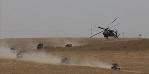 Fırat'ın doğusunda Rusya ile dördüncü ortak kara devriyesi gerçekleştirildi