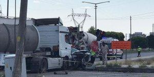 Hatay Emniyet Müdürü Karabörk trafik kazası geçirdi