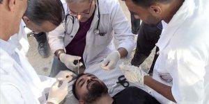 'İsrail son 6 ayda Gazze'de 30 gazeteciyi yaraladı'