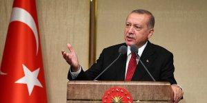 Erdoğan: Bu iktidar, Barış Pınarı Harekatı'yla dünyada sembolleşmiştir