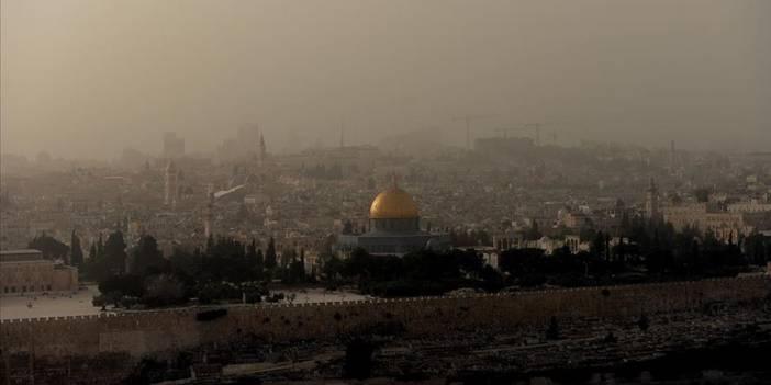Türkiye ile Türk dünyası ülkeleri Kudüs oturumu düzenledi