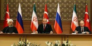 Erdoğan: Suriye'nin istikbali için en büyük tehdit kaynağı YPG/PYD'dir