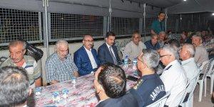 Vali Demirtaş, Şehit Piyade Uzman Çavuş Remzi Hatipoğlu'nun 3.Gün Mevlidine Katıldı