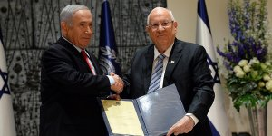 İsrail Cumhurbaşkanı Rivlin hükümeti kurma görevini Netanyahu'ya verdi