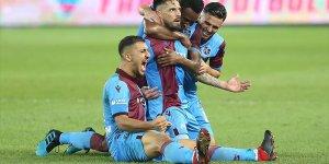 Trabzonspor'dan kupada gol yağmuru