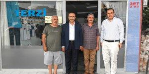 Vali Demirtaş Selahattin Eyyubi Ve Kiremithane Mahallelerini Ziyaret Etti