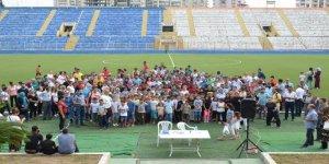 """Yavuz: """"Geleceğin sporcu ordusunu kuruyoruz"""""""