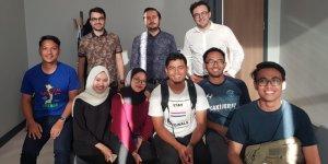 Malezyalı Öğrenciler HKÜ'ye Geldi