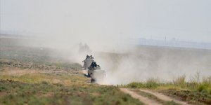 Tel Abyad'ın batısındaki El Yabse ve Tel Fander köyleri terörden arındırıldı