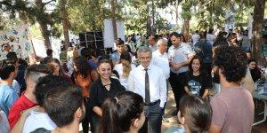 ÇÜ 'Öğrenci Kulüpleri Tanıtım Günleri' Başladı