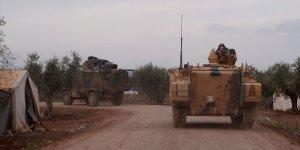 Azez'de üs bölgesine havanlı saldırı: 2 şehit