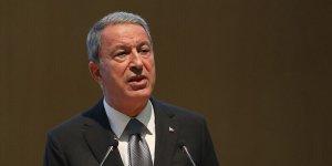 Bakan Akar: Libya ile mutabakat tamamen uluslararası hukuk çerçevesinde yapıldı