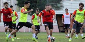 Adanaspor'da Keçiörengücü maçı hazırlıkları başladı