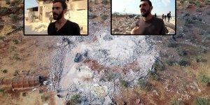 AA, İdlib'de Bağdadi'nin ölü ele geçirildiği operasyonun görgü tanıklarına ulaştı