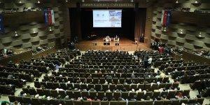 Savunma Sanayii Başkanı İsmail Demir HKÜ Öğrencileriyle Buluştu