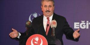 """Destici: """"Türk tarihinde soykırıma rastlayamazsınız"""""""