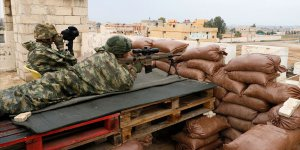 MSB: PKK/PYD'li teröristler Barış Pınarı Harekatı bölgesinde 19 taciz/saldırı düzenledi