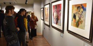 Adana'da resim sergisi açıldı