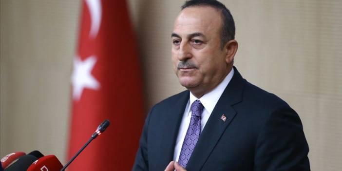 Çavuşoğlu, IKBY Başkanı Neçirvan Barzani ile görüştü