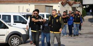 Adana'da kapkaç şüphelilerini özel ekip yakaladı