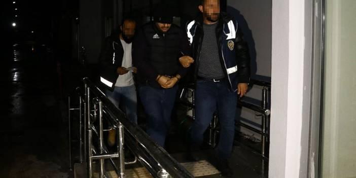 Adana'da dolandırıcılık iddiasıyla yakalanan 4 şüpheliden ikisi tutuklandı