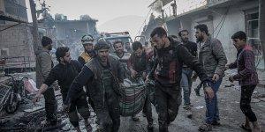 Esed rejimi ve Rusya'nın hava saldırılarında 19 sivil hayatını kaybetti