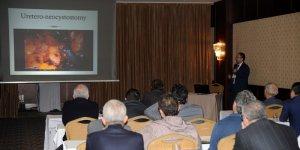 "Antalya'da hekimlere ""robotik cerrahi sistem"" kursu"
