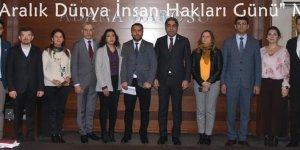 """Adana Barosu'ndan """"10 Aralık Dünya İnsan Hakları Günü"""" Mesajı"""