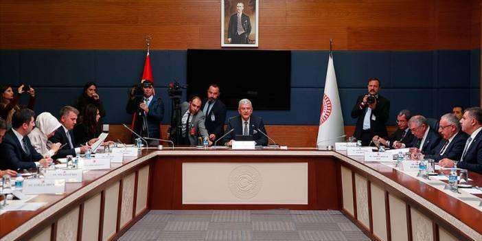 Türkiye-Libya mutabakatına ilişkin teklif TBMM Dışişleri Komisyonunda kabul edildi